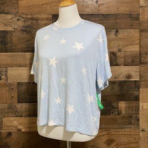 Honeydew Intimate Super Soft Star Pajama Top